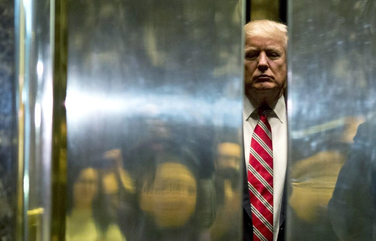 A milliárdos elnök - az ingatlanos biznisztől a Fehér Házig