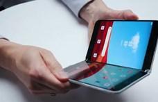 Több év után új telefont ad ki a Microsoft – ilyen fotót készít a Surface Duo