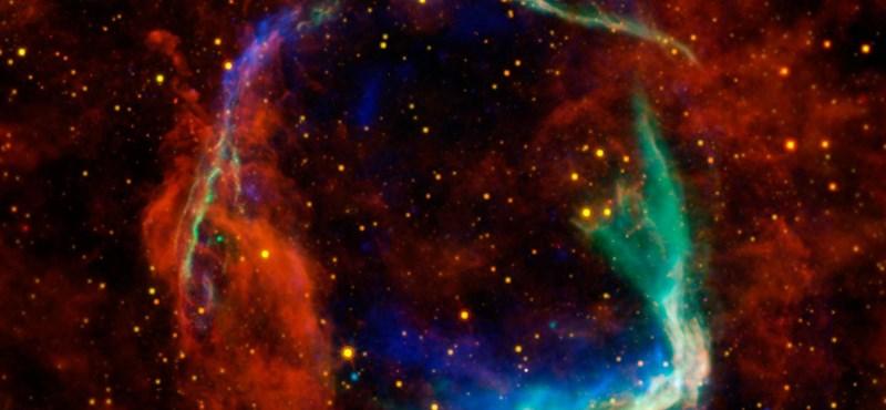 Meglepetést hoztak az űrből a szupernóvák