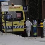 Spanyolországban egy nap alatt több mint 3500 újabb fertőzést igazoltak