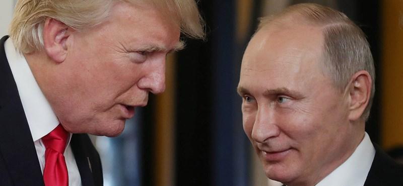 Az oroszok és a kínaiak is lehallgatják Trump iPhone-ját