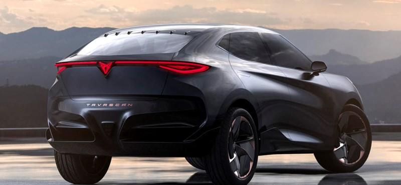 302 lóerős elektromos SUV-t mutat be a Cupra