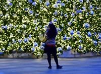A németek már a karácsonyi fényekről is lemondanak