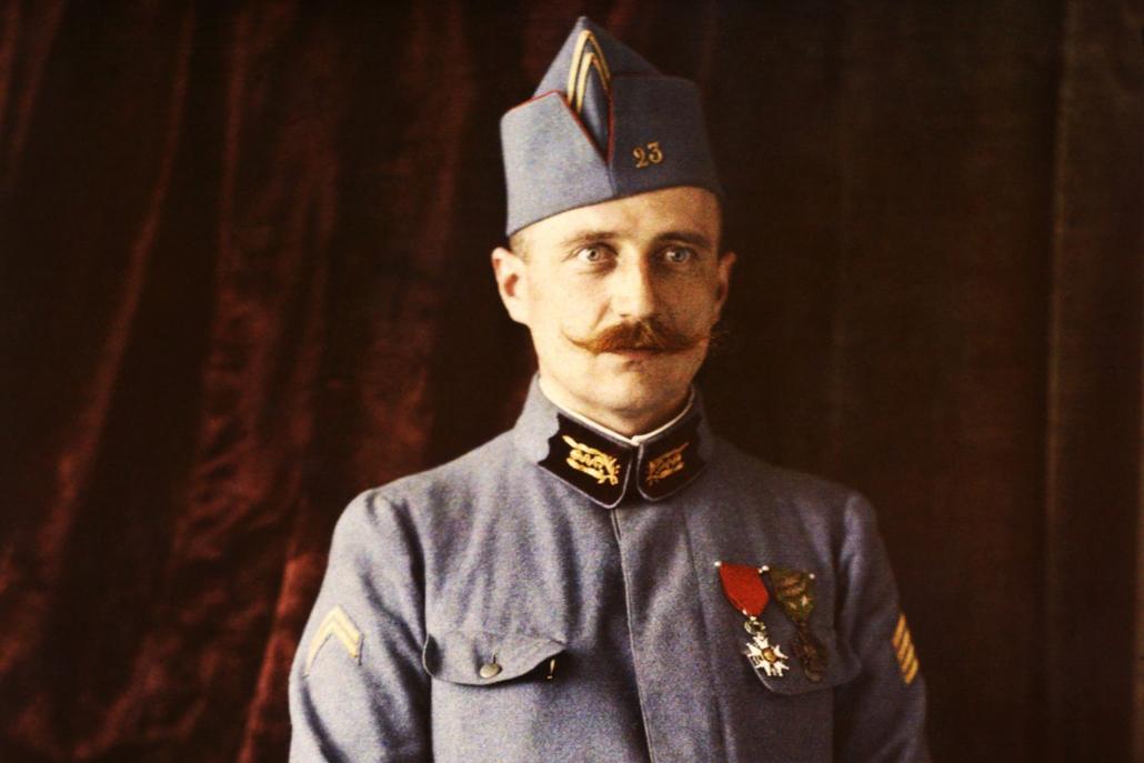 afp.1919.06.28 Frantz Adam pszichiáter