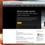 Letölthető az Adobe Muse béta 4 verziója
