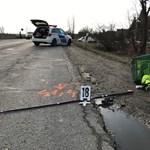 Megrendítő képek jöttek a halálos biciklibaleset helyszínéről