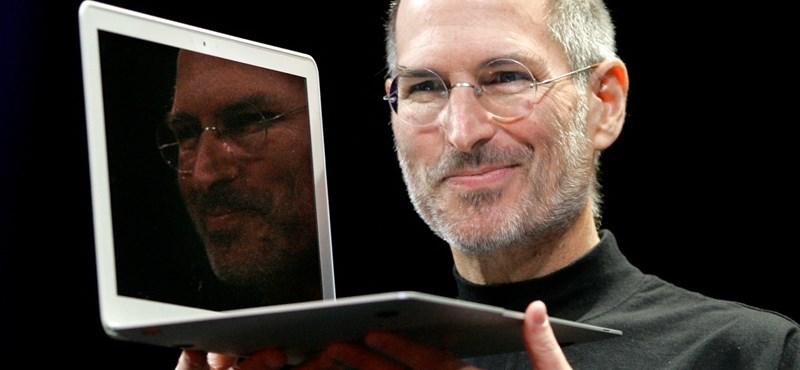 Videóval tiszteleg Steve Jobs előtt az Apple