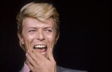 Eddig ismeretlen felvétel került elő David Bowie-ról (videó)