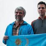 Fair play díjra jelölik Erőss Zsolt társát