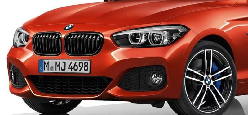Új 1-es és X2-es BMW-k mutatkoztak be