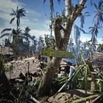 Újra tájfun pusztít a Fülöp-szigeteken - Nagyítás-fotógaléria
