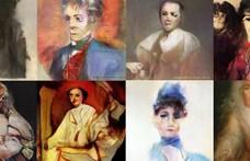 A festőművész, aki nem is létezik, de milliókat keres és saját tárlata lesz