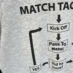 Messi, Ronaldo, Salah, Eriksen – Minden csapat ugyanazt a taktikát választja?