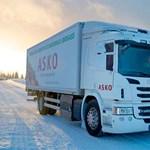 A Scania már a jövő teherautóját teszteli