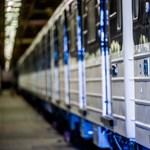 30 fokot mért az Index a légkondi nélküli 3-as metróban