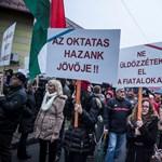 Az Oktatói Hálózat is csatlakozik a szombati tüntetéshez
