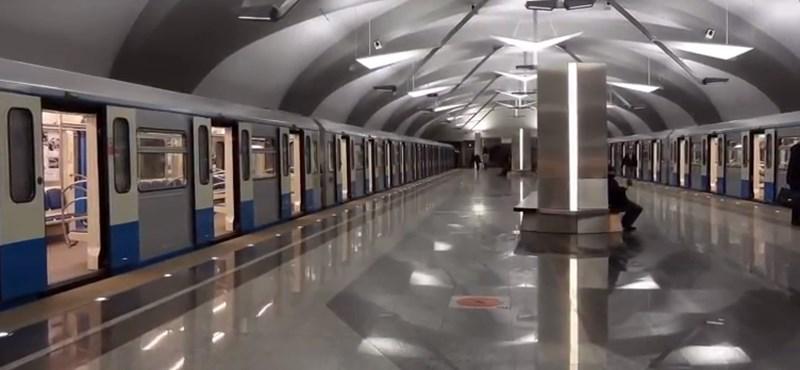 Újra vezethetnek nők is metrót Oroszországban