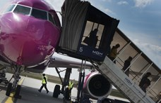 Koronavírusos beteget találtak két nemzetközi Wizz Air-járaton