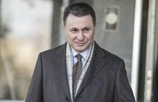 A Gruevszki-kormány két volt miniszterét is őrizetbe vették