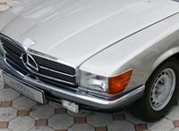 Bobby Ewing is csettintene ennek az eladó Mercedes 500 SL-nek a láttán