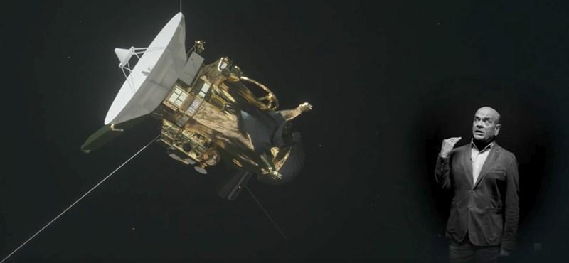 """""""Ég veled, Cassini-i, missziód bevégzi-i"""" – íme a ma délután megsemmisülő űrszonda búcsúdala"""
