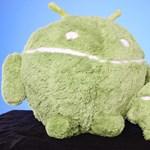 Android-baba karácsonyra