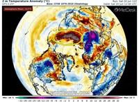 Soha nem volt még olyan meleg júniusban a szibériai sarkvidéken, mint most