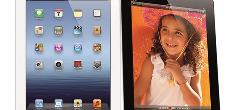 Kipróbáltuk: új iPad - a szükséges plusz