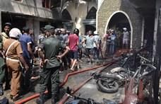 Újabb robbanás történt Sri Lankán