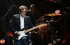 Eric Clapton az oltás után olyan tüneteket produkált, hogy azt hitte, soha nem fog már tudni gitározni