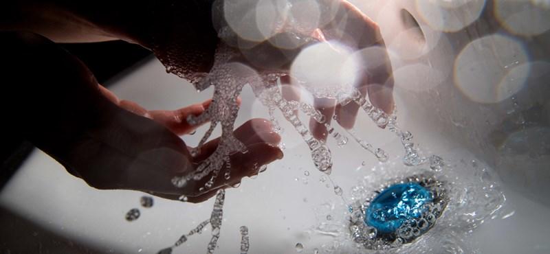 95-97% esély van rá, hogy eddig ön is rosszul mosott kezet