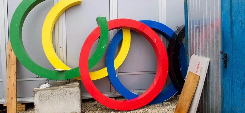 Az olimpiát rég lefújtuk, de még mindig költünk rá