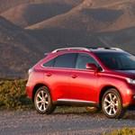 Lexus-visszahívás miatt fizet rekordbírságot a Toyota