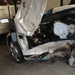 Csúszós burkolaton ideges sofőrök – nagy lesz ma a balesetveszély