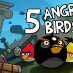 Facebookra is érkezik az Angry Birds