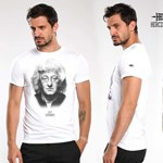 Esterházy Péter pólóra vasalva: jó üzletet lát benne a tervező