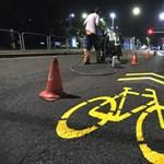 Megfúrták a balatoni kerékpárút építését, mert a hangos biciklistáktól félnek a lakók