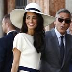 Lepipálta Katalin hercegnőt Mrs. Clooney