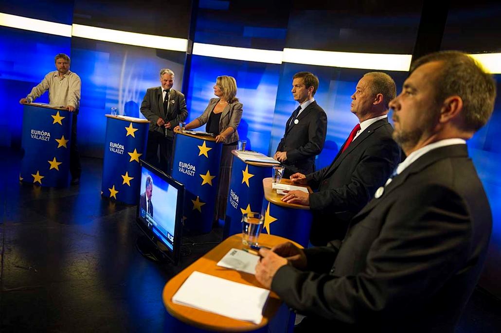 tg. EP-vita 2014.05.23.  ATV stúdió