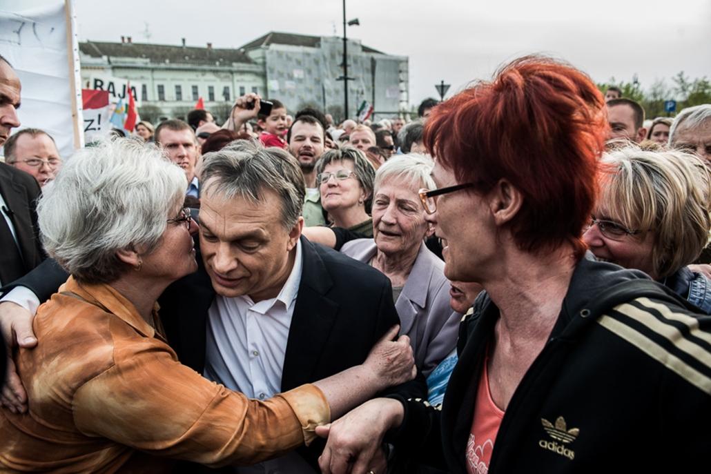 Fidesz, Baja, Választás 2014