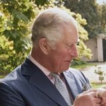 Kikerült egy fotó a kis Lajos hercegről és nagypapájáról
