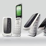 Vékony Motorola kagylótelefon komplett funkcionalitású HTML böngészővel