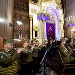 Megemlékeztek a pesti gettó felszabadításának 75. évfordulójáról