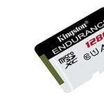 20 000 órán át rögzíthet erre a 128 GB-os microSD-kártyára, újra és újra és újra