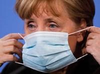 Modernával oltották be az AstraZeneca után Angela Merkelt