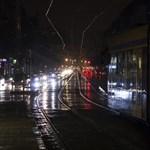 Fotó: áramkimaradás volt a Blahán és az Erzsébet körúton