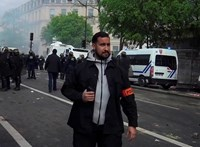 Letartóztatták Macron civileket verő volt biztonsági főnökét