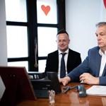 Orbán alighanem Szijjártó jachtozásáról eresztett el egy poént