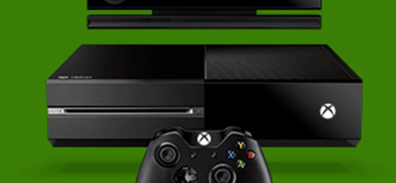 Xbox One: itt a Microsoft új konzolja