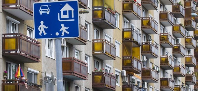 Fél éve nem adtak el annyi lakást, mint márciusban